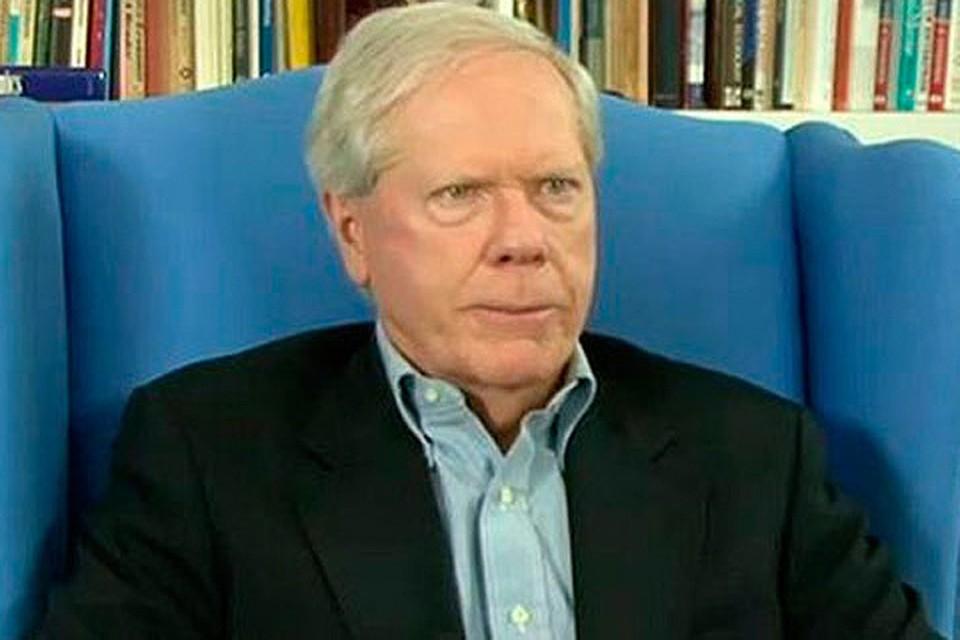Пол Крейг Робертс: «Вернуть американцам процветание, а миру мир может только революция»