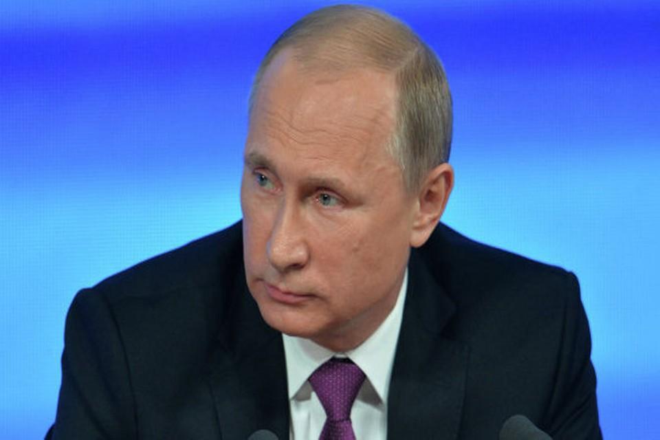 Россияне назвали Владимира Путина главной гордостью страны