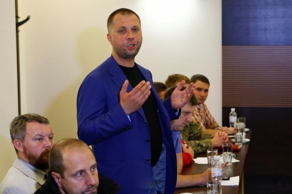 Александр Бородай создаст новую общественную организацию для воевавших на Донбассе добровольцев