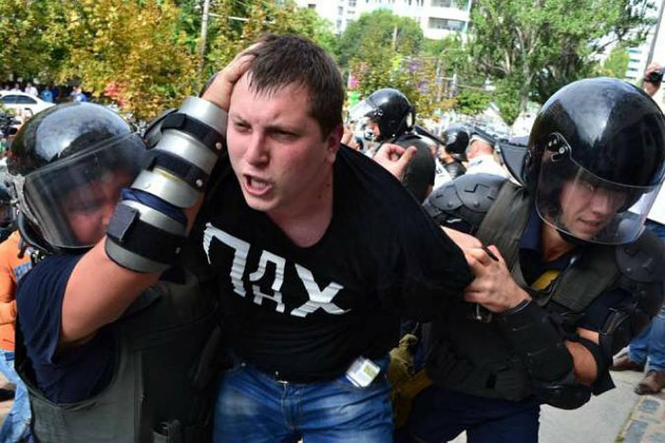 Григорчук: Я не верю, что у вас, коллеги, получится сменить Воронина