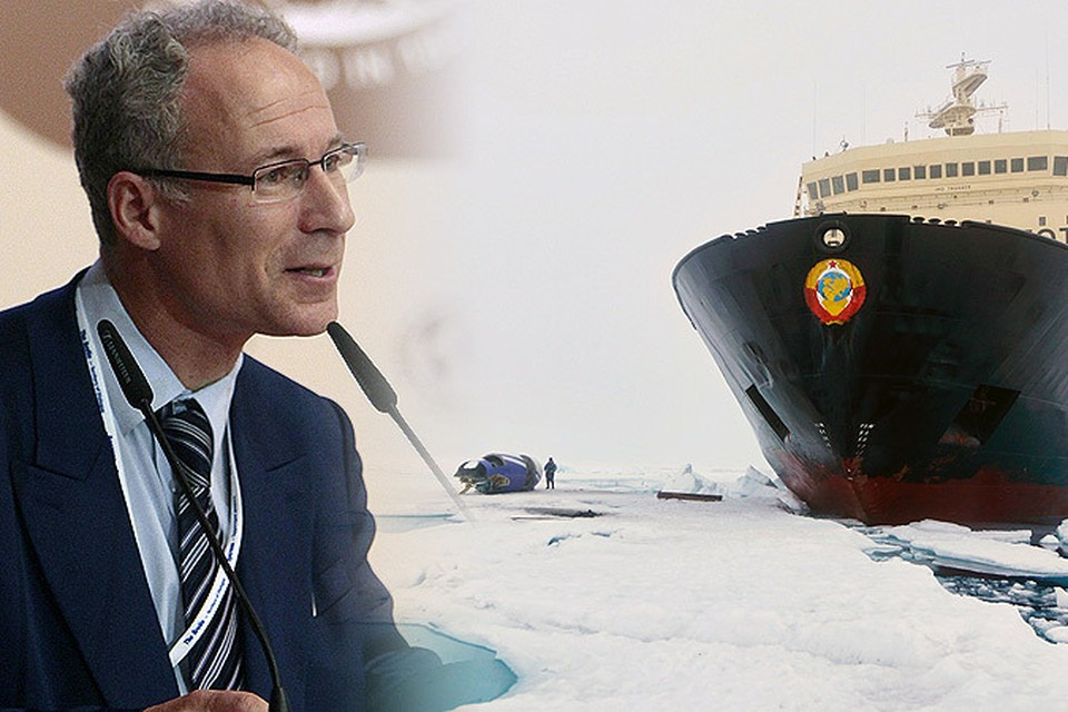 Директор Центра экономики Арктики и Севера Совета по изучению производительных сил Минэкономразвития Александр Пилясов.