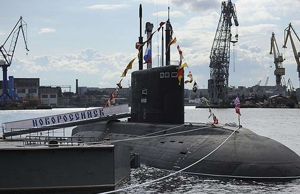 подводные лодки черноморского флота проекта 636