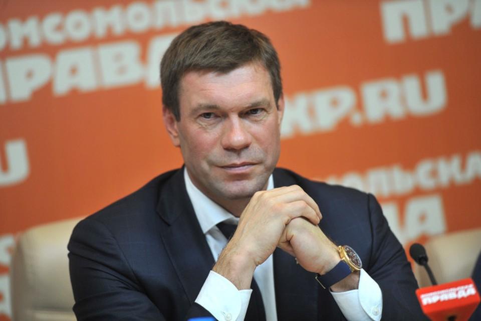 """Олег Царев: """"Интересно, амнистируют ли политзаключённых? А ведь их тысячи. И они как раз те, кто нуждаются в амнистии сильнее всего."""""""