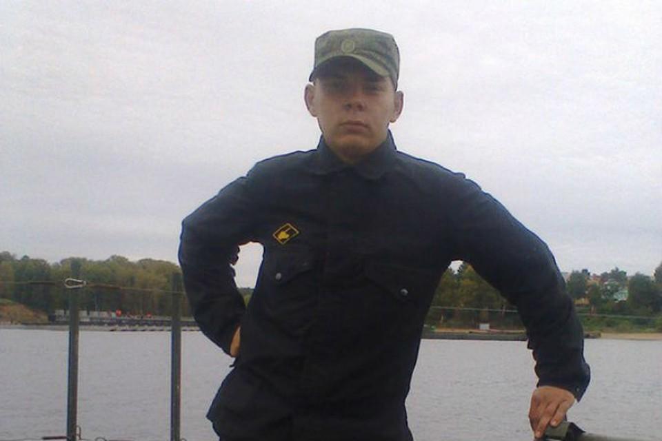 Александр Локтионов.  Фото: страничка Вконтакте.