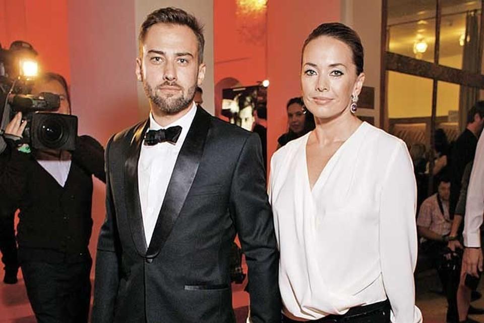 Жанна Фриске и ее гражданский муж Дмитрий Шепелев. Фото: PhotoXPress.ru