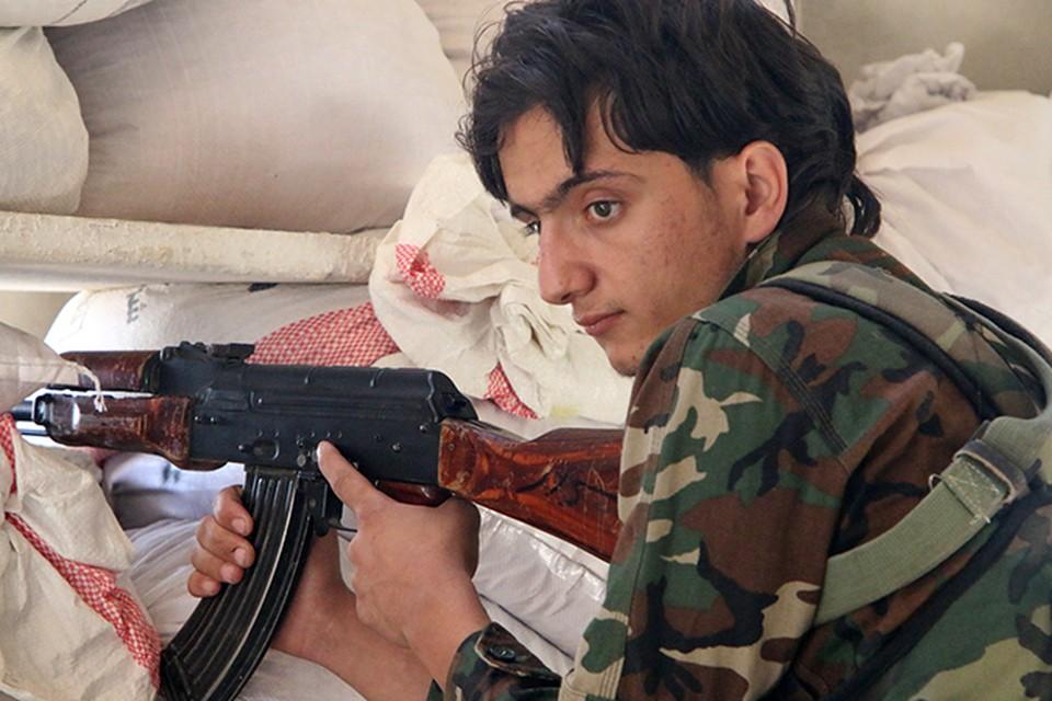 Динамика боев не в пользу боевиков — сирийская армия неумолимо освобождает захваченные территории