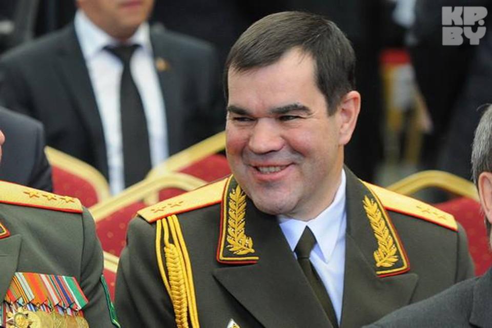 Председатель КГБ Валерий Вакульчик.