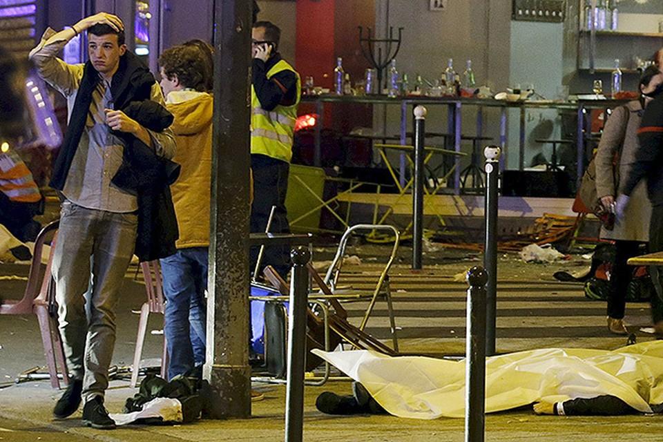 """""""Я не вижу принципиальной разницы межды террористами, атаковавшими Париж, и художниками из этого скандального еженедельника «Шарли Эбдо»."""""""