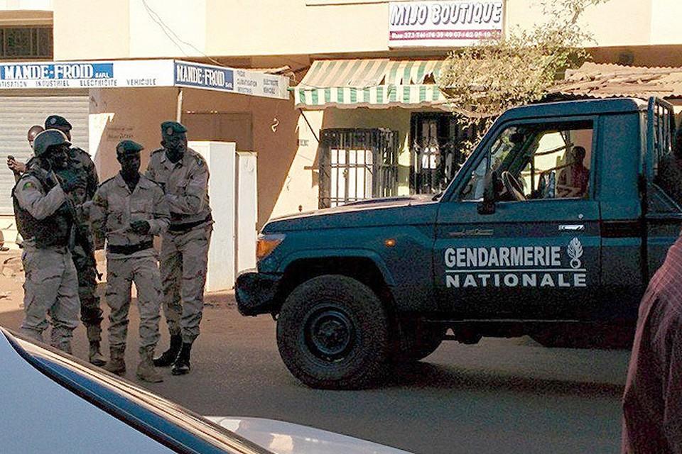 Среди заложников в отеле в Мали могут быть россияне