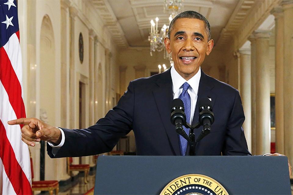 Обама сделал заявление в связи с терактами в Мали
