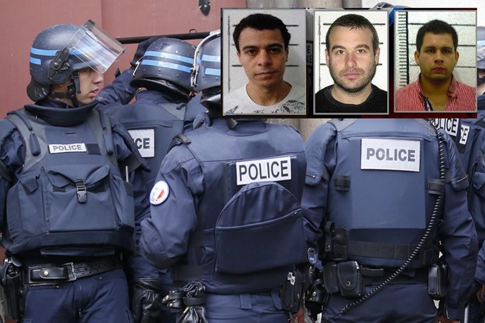 Некоторые новостные порталы даже разместили фотографии трех представителей наркокартеля