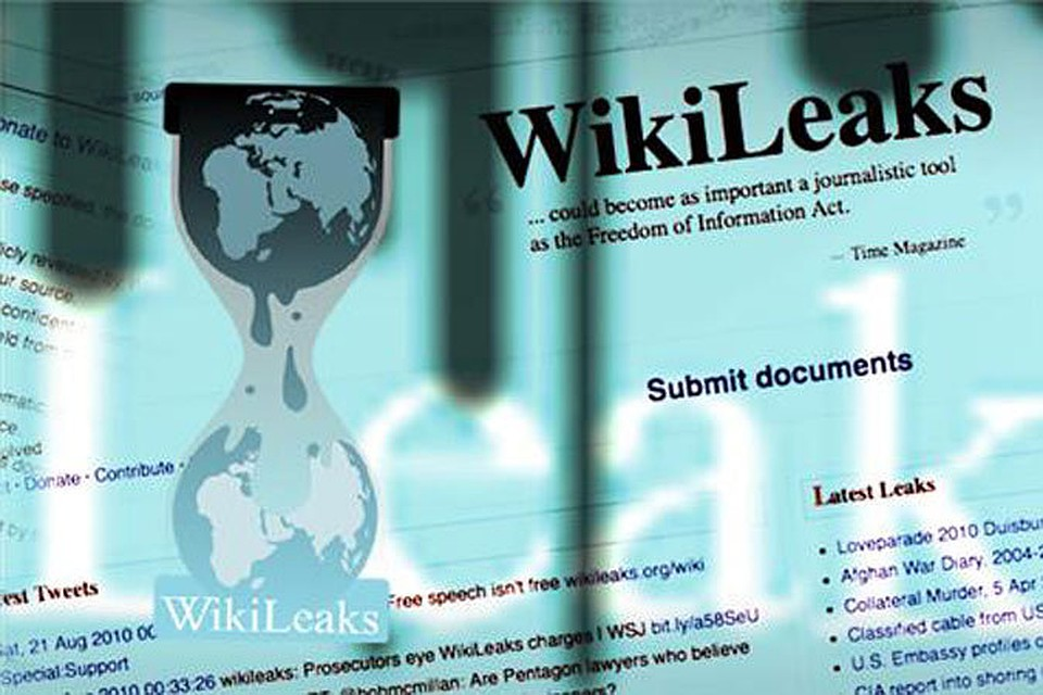 thesis statement wikileaks
