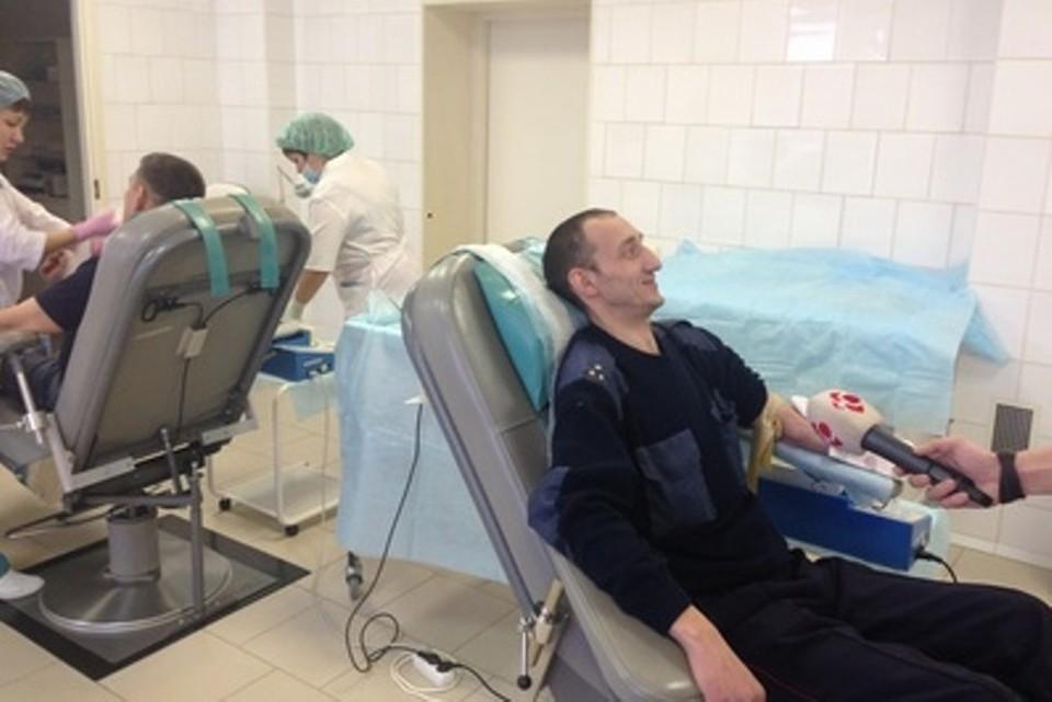 Сотни жителей Югры готовы стать донорами костного мозга для Даши, больной лейкозом. Фото: УМВД ХМАО