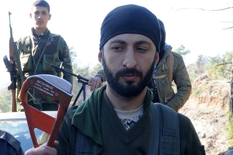 Заявление о расстреле русских летчиков для журналистов сделал турок Альпаслан Челик