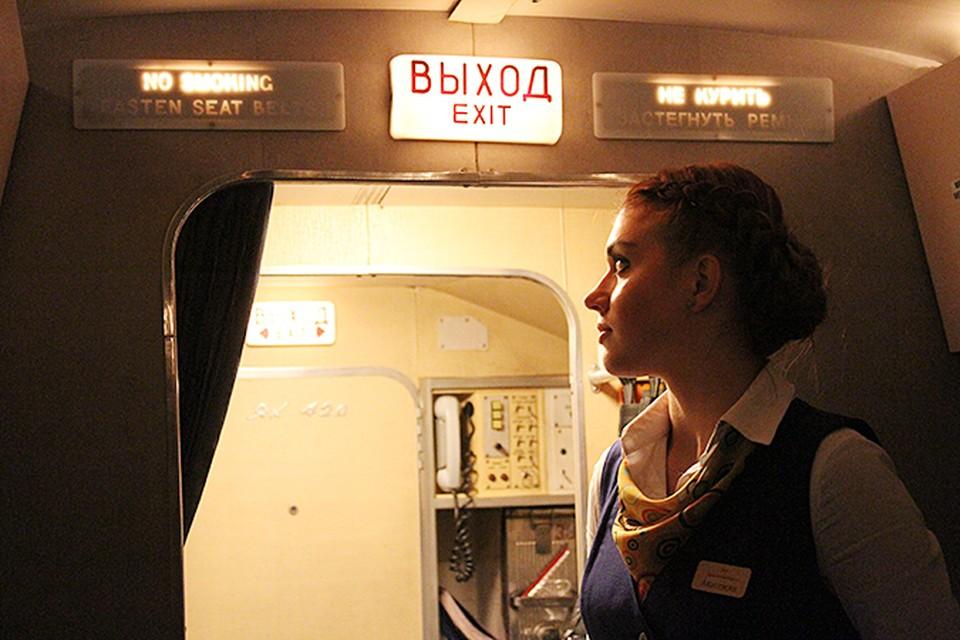 Кстати, в бизнес-авиации очень часто за чистотой салонов следят именно стюардессы
