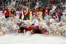 На лед бросили 28 815 мишек