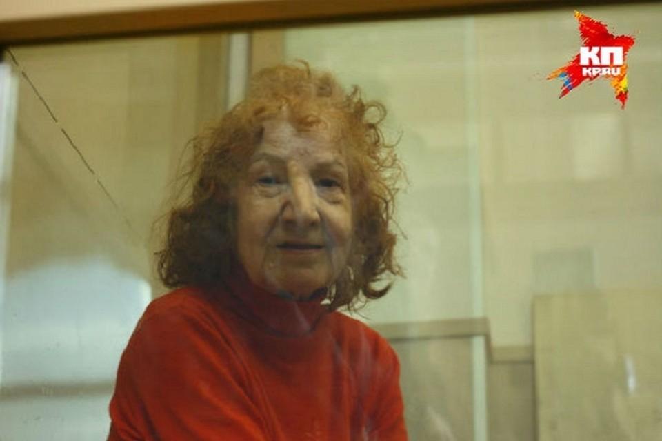 На основе своих кровожадных дневниковых записей пенсионерка мечтала издать книгу.