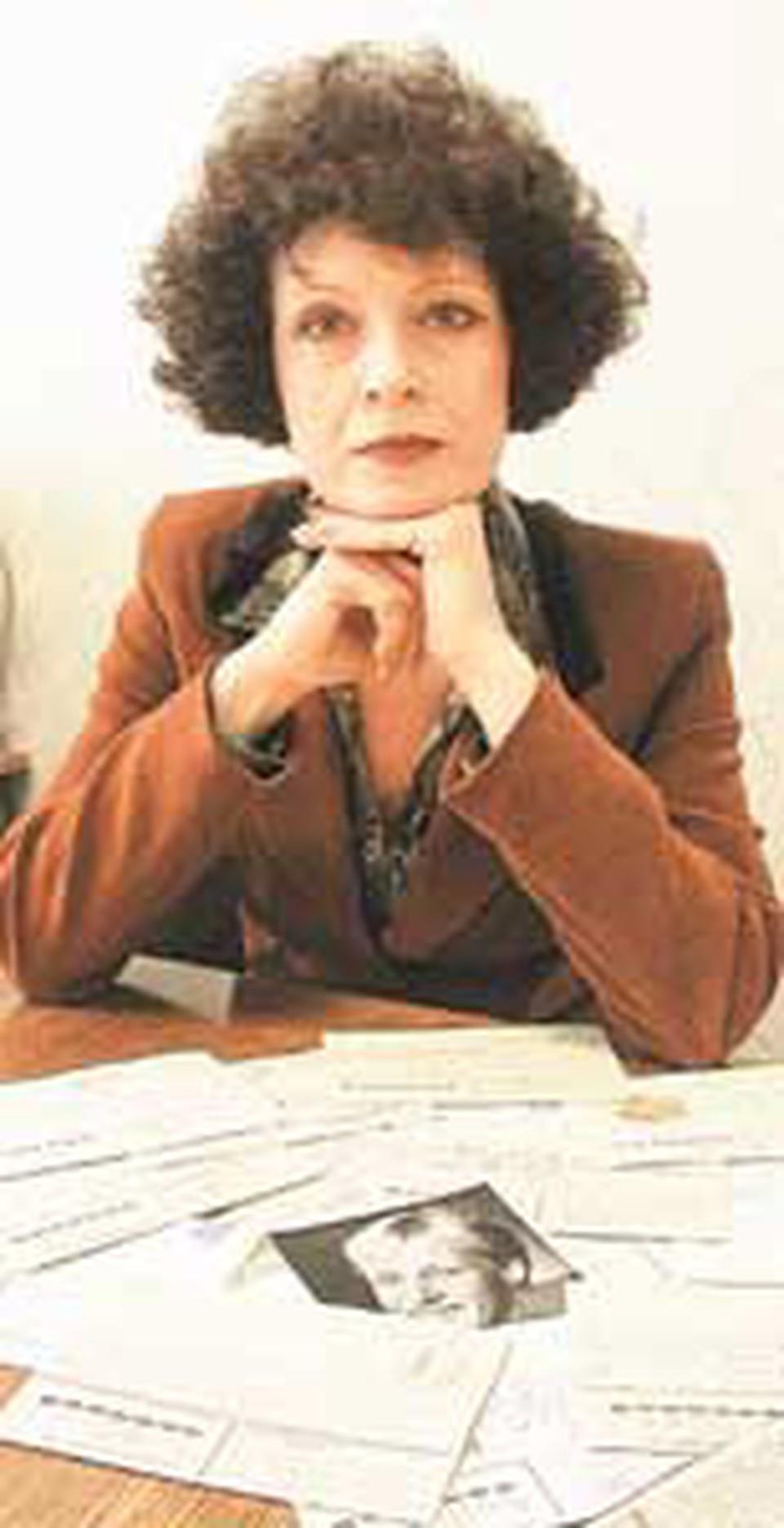 Для Ирины Примак письма Димы - одна из главных радостей в жизни...