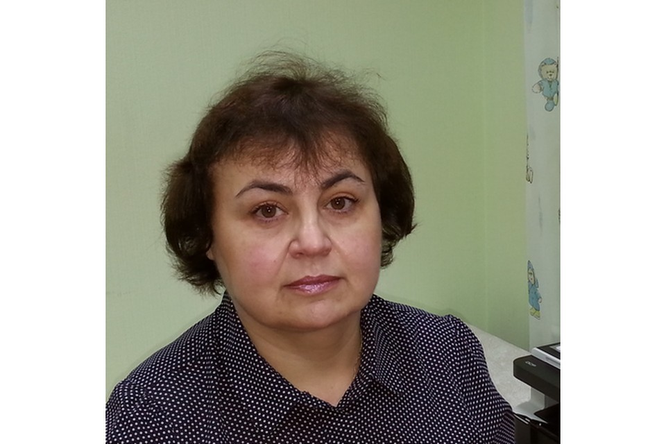 Борисюк Алла. Фото: Дмитрий САЛТЫКОВ