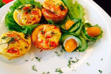 Идеи для вкусных и красивых завтраков, чтобы порадовать близких на каникулах