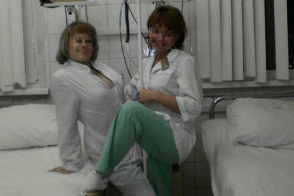 Визео домогался до медсестры