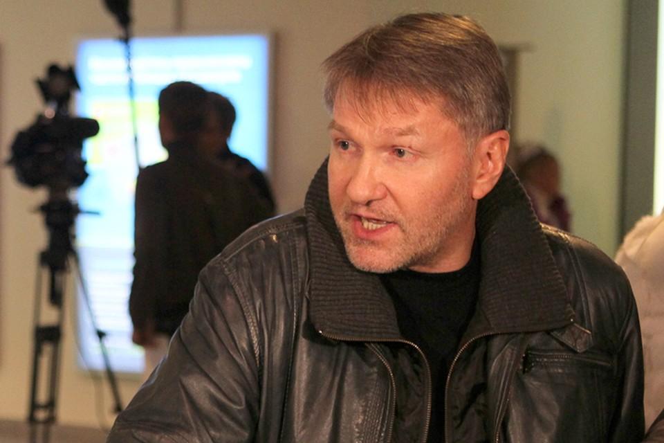 Народный артист России Игорь Бочкин отмечает сегодня 59 лет