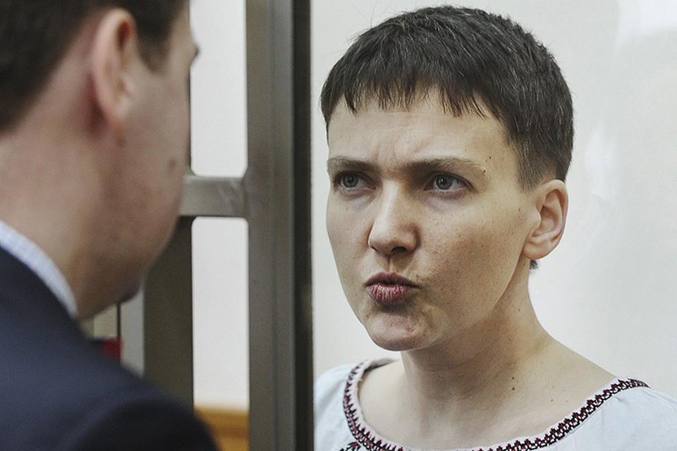 Надежда Савченко объявила в эти дни сухую голодовку. В связи с этим для нацистов-неолибералов России и Украины, а также их соратников в других странах, она сразу же сделалась главной женщиной всех времен и народов.