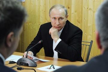 Владимир Путин о мосте в Крым: Мы обязаны осуществить эту историческую миссию