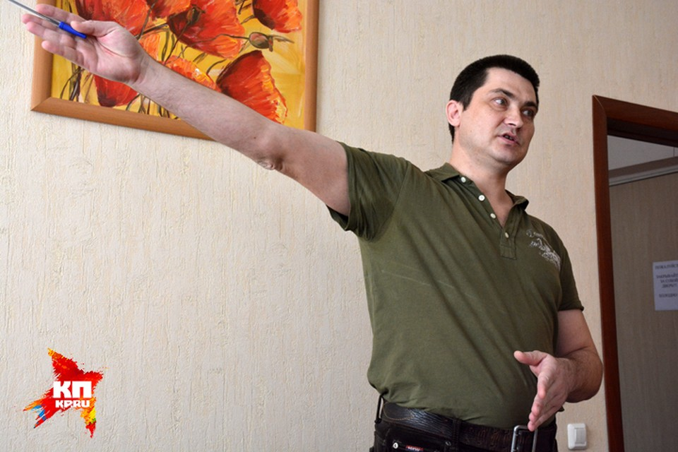 Александр Сысолятин объясняет суду, почему надо отстреливать бездомных собак и кошек.