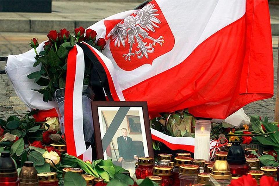 Шесть лет назад под Смоленском рухнул самолёт с высшим руководством Польши