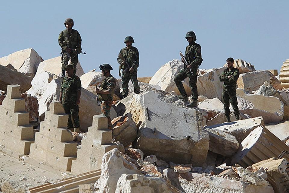У российской стороны есть один последовательный план - всячески способствовать мирному урегулированию сирийской проблемы