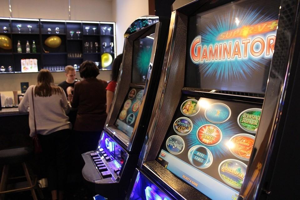 игровые автоматы описание игры