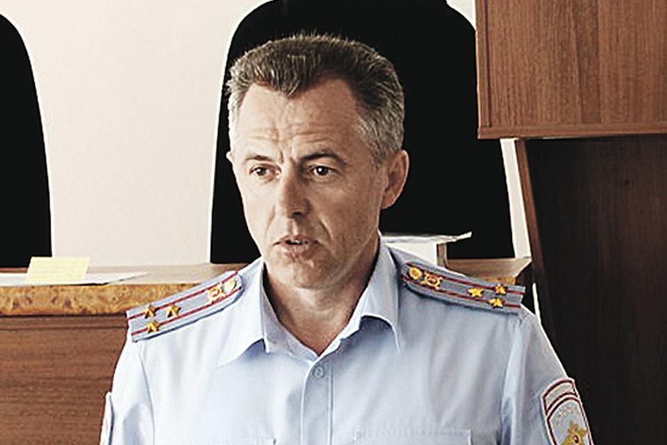 Андрей Гошт прослужил в полиции 25 лет. Фото: ГУ МВД России по Самарской области