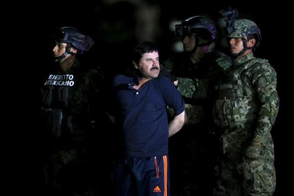 Хоакин Гусман Лоэра был переведен в другую тюрьму ночью, с соблюдением всех мер безопасности