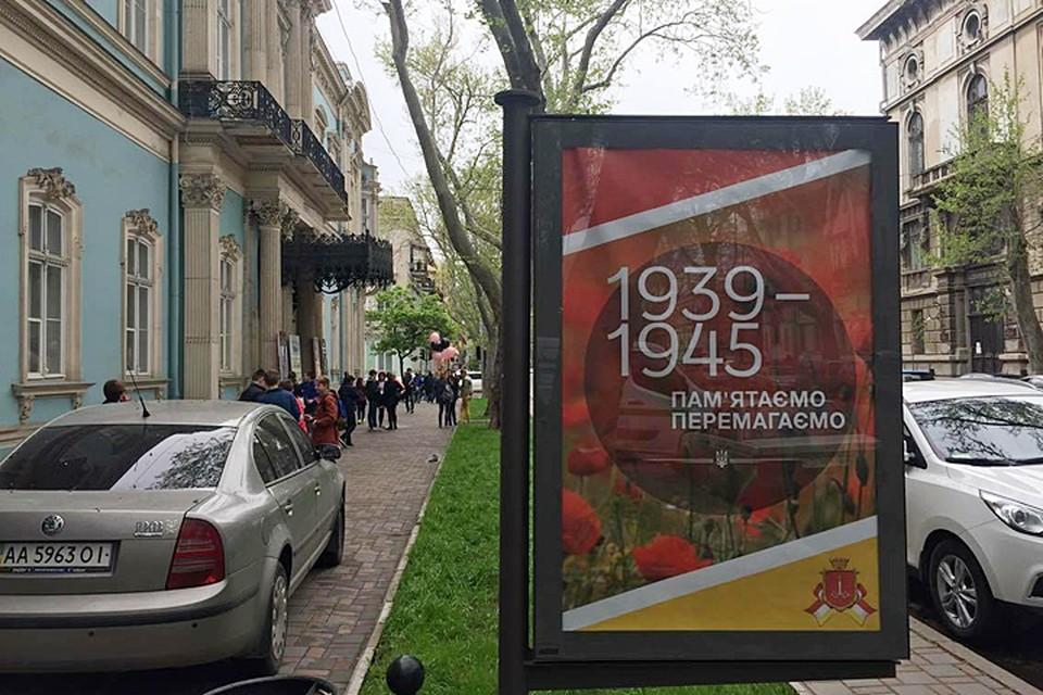 Маки - новый европейский символ Победы для Украины. Фото Владимира Волошина