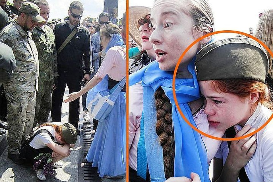 """Предположительно, девочку зовут Настя. """"Комсомолка"""" хочет разыскать смелого ребенка и его маму. Фото: ОРЛОВСКАЯ Полина"""