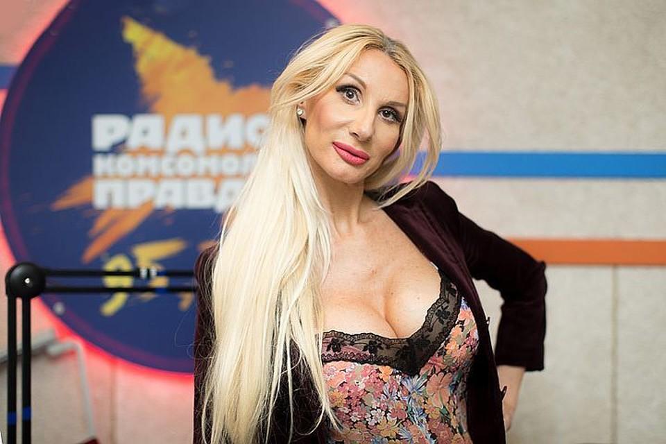 "Лариса Сладкова приходила на интервью в ""Комсомолку""."