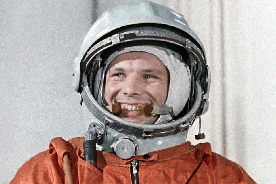 Искренняя и светлая улыбка Гагарина покорила мир. Фото: ТАСС