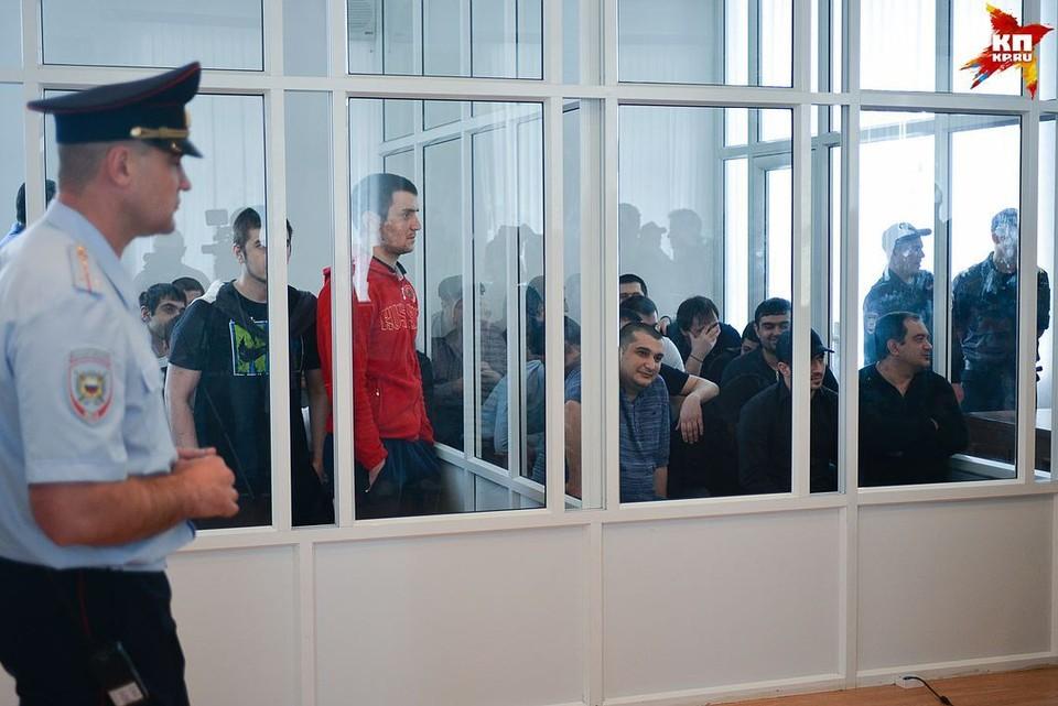 В Ставрополе огласили приговор 27 участникам драки в больнице Минвод
