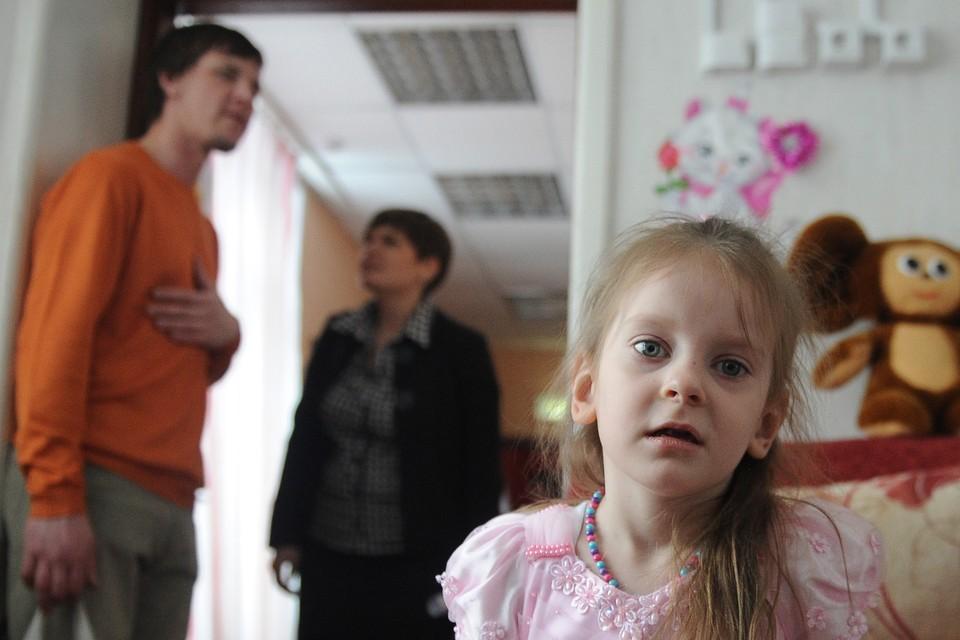 Отработку нового сервиса начнут с семей, где есть дети-инвалиды. Фото: Александра МУДРАЦ/ITAR-TASS