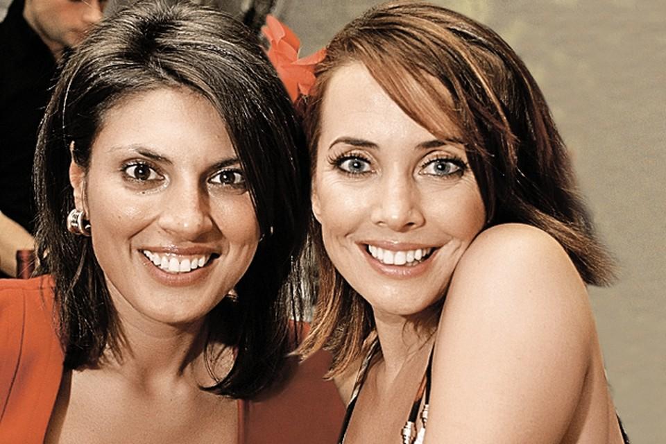 Оксана Степанова (слева) ухаживала за больной Жанной до последнего. Фото: Личный архив Дмитрия Шепелева