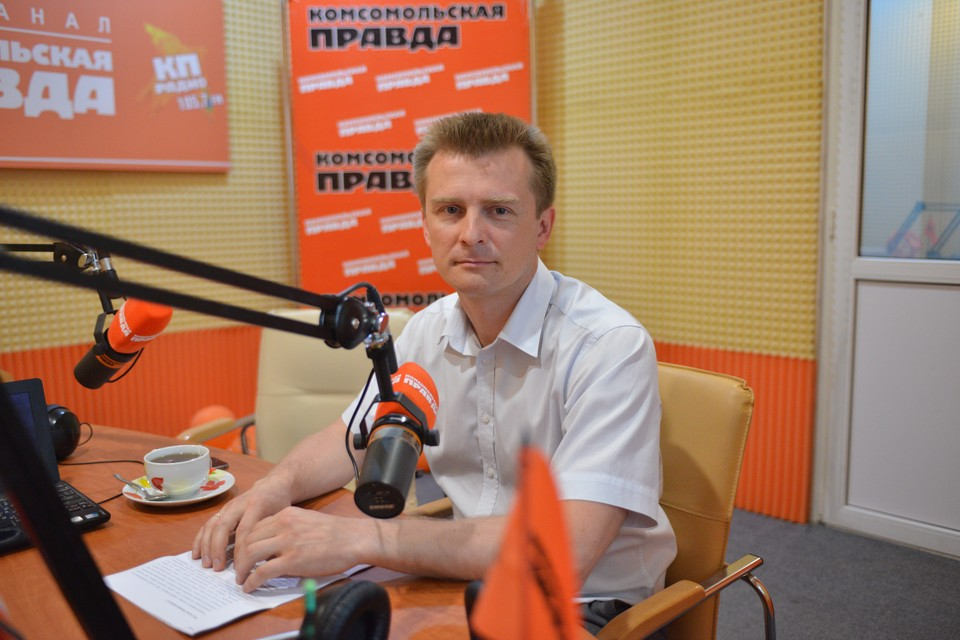 главный врач Ставропольской краевой клинической психиатрической больницы №1 Олег Боев