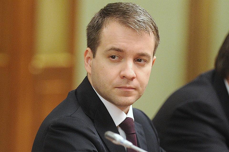 Глава Минкомсвязи России Николай Никифоров.