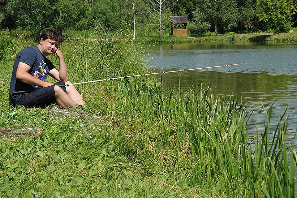 Рыбалка-Матчевая удочка