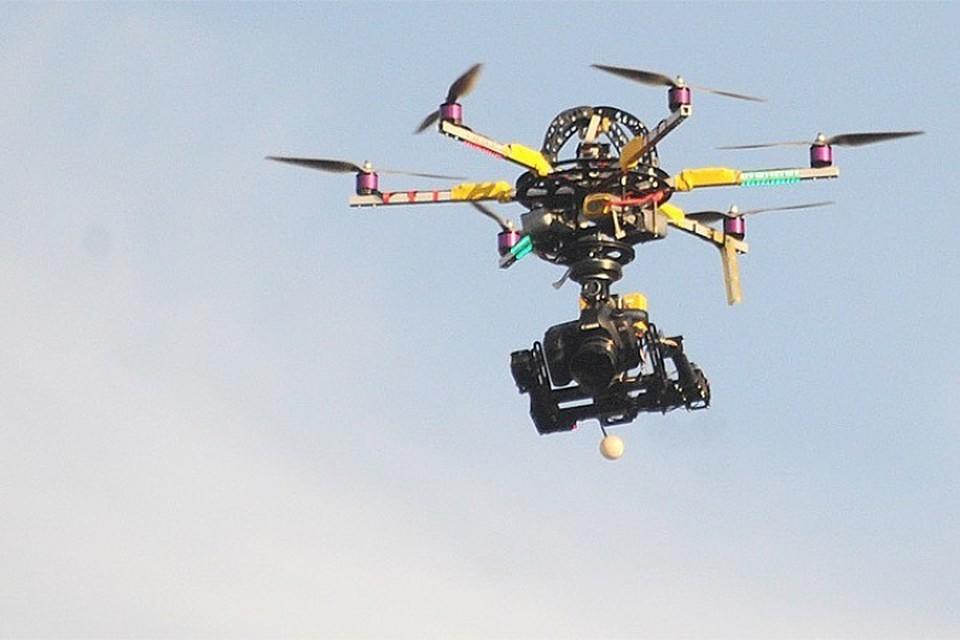 Беспилотные летательные аппараты иногда могут быть очень опасны.