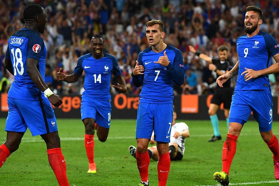 Ставки финал евро футбол 2018