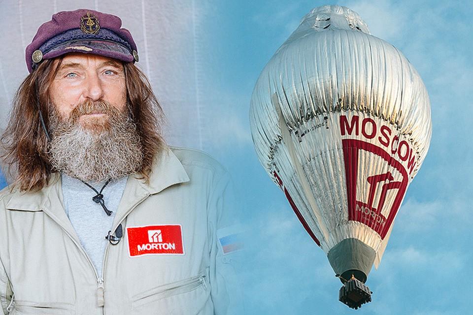 Оттолкнувшись от Антарктиды, Конюхов вышел на финишную прямую путешествия. ФОТО flyfedor.ru