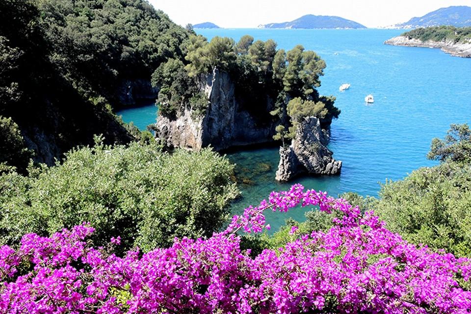 Cемейная пара отдохнула на Сардинии