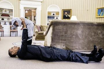 У Обамы юбилей- крымского вина налей!