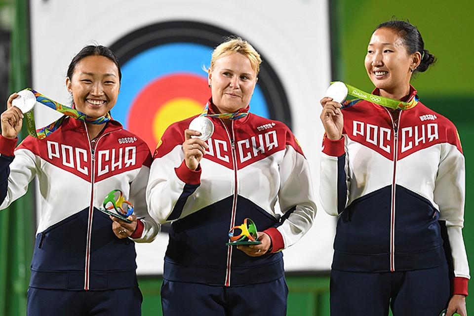 «Золотых» спортсменов в России ждет пожизненная стипендия